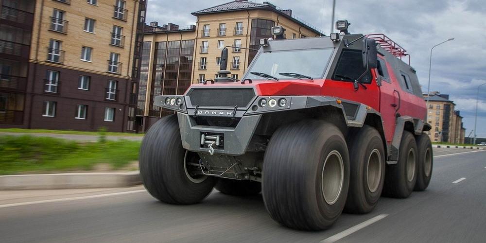 Интересные российские и советские автомобили