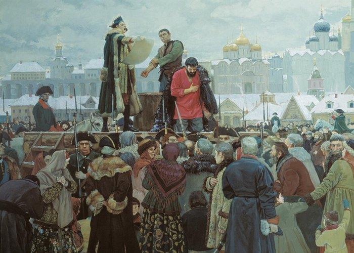 Легендарные сокровища Емельяна Пугачева