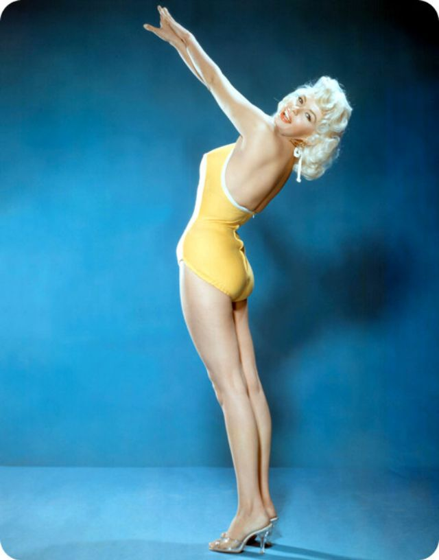 17 звездных блондинок из 50-х
