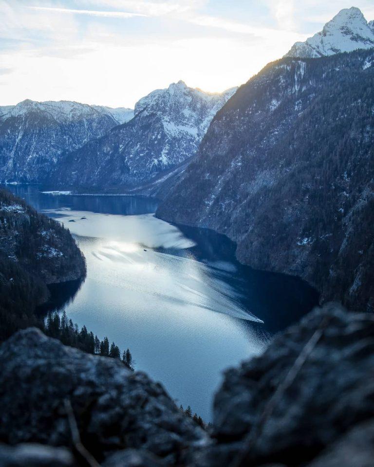 Волшебные зимние пейзажи немецкого фотографа