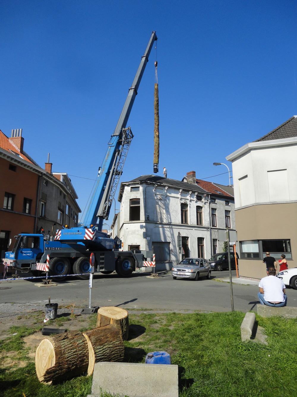 Дом художника в Бельгии