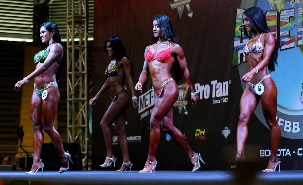 Конкурс Miss and Mister America в Боготе