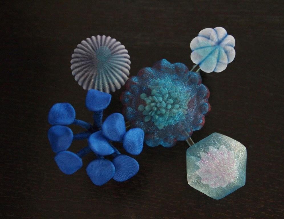 Японская художница создаёт невероятные скульптуры и аксессуары