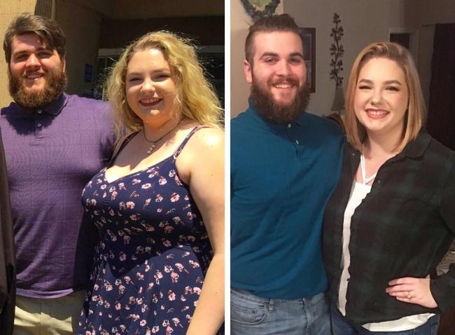 Они избавились от лишнего веса и стали совершенно другими людьми