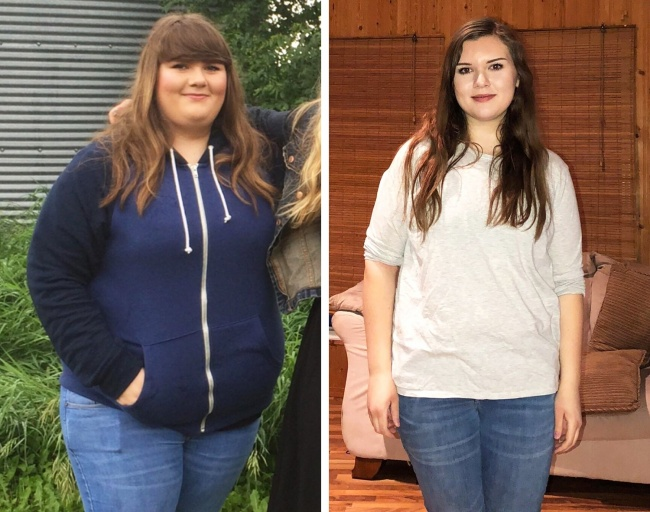 До И После Похудения На Каких Диетах. 17 реальных историй фантастического похудения с фото до и после