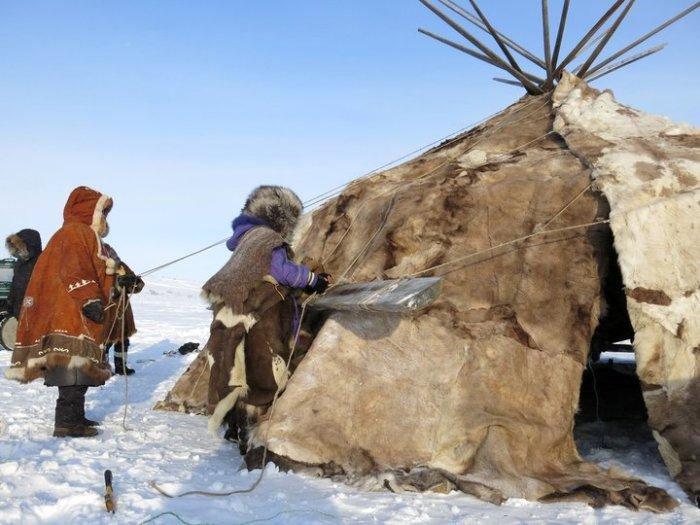 Жизнь людей в условиях крайнего Севера
