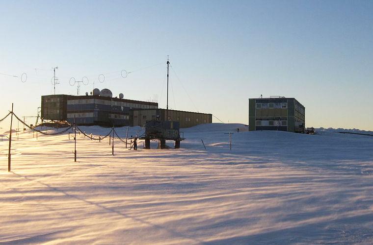 Из истории освоения загадочной Антарктиды