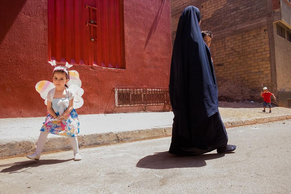 Повседневная жизнь в Касабланке