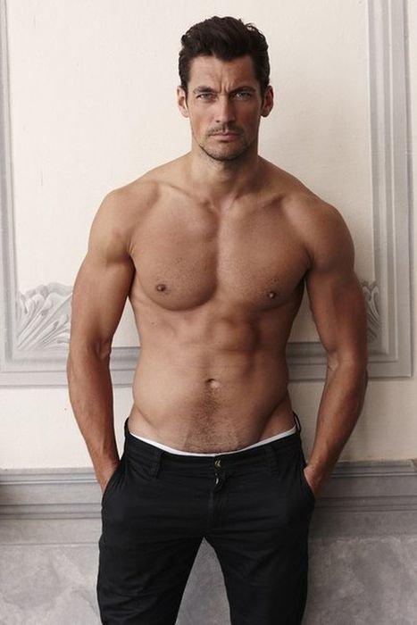 Самые сексуальные мужчины-модели