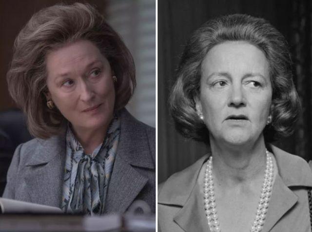 Актеры в роли реальных личностей