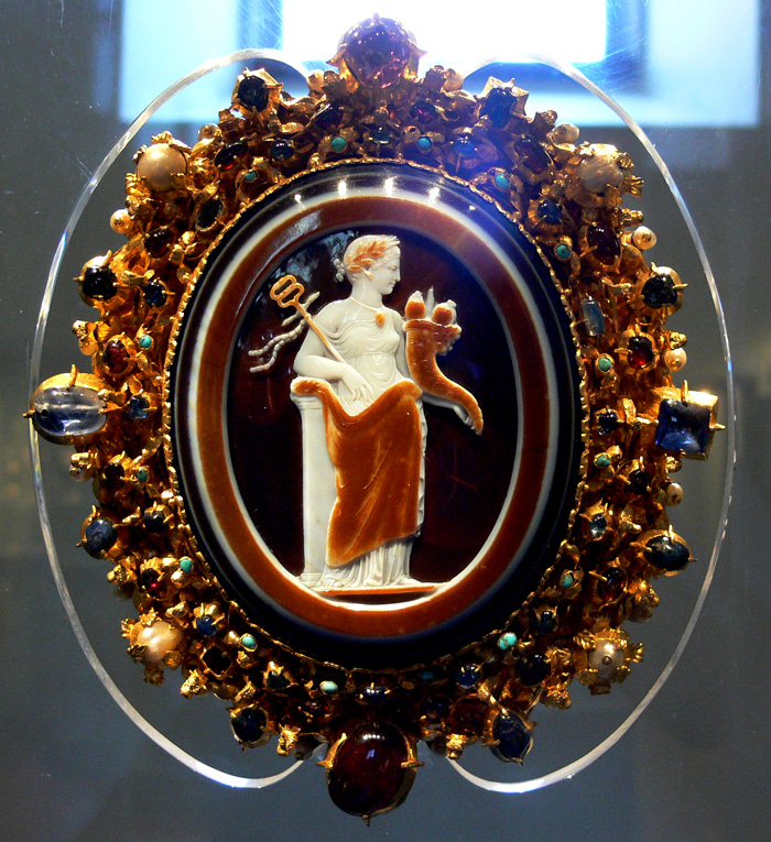 Уникальные драгоценности Древнего Рима