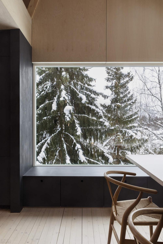 Уютный семейный дом в Осло