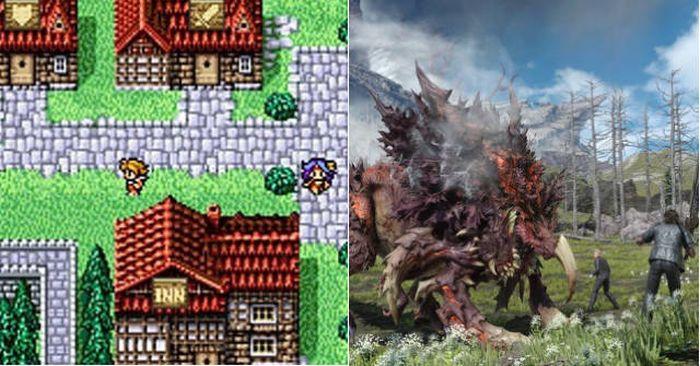 Эволюция графики компьютерных игр