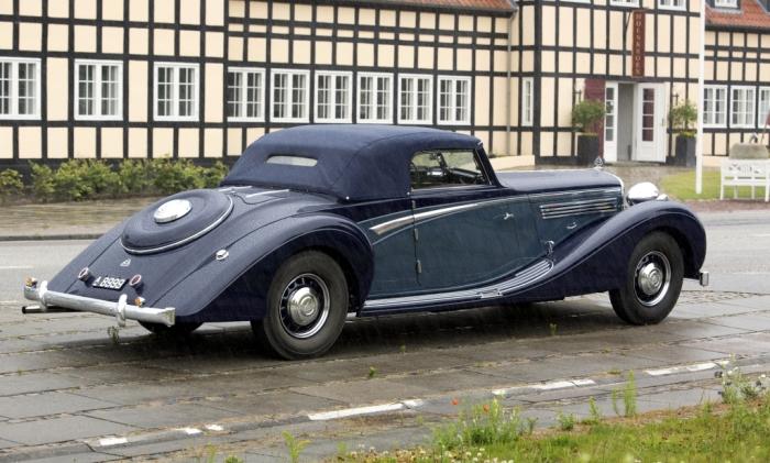Автомобили Адольфа Гитлера
