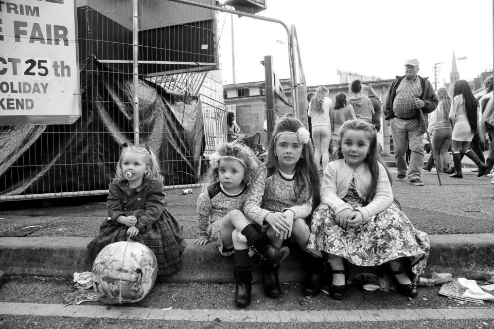 Жизнь ирландских кочевников на снимках Джейми Джонсон