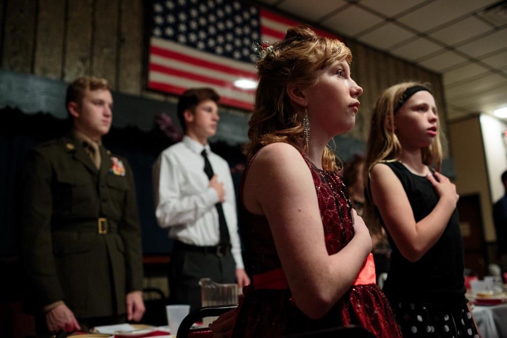 Патриотические клубы, обучающие молодых американцев
