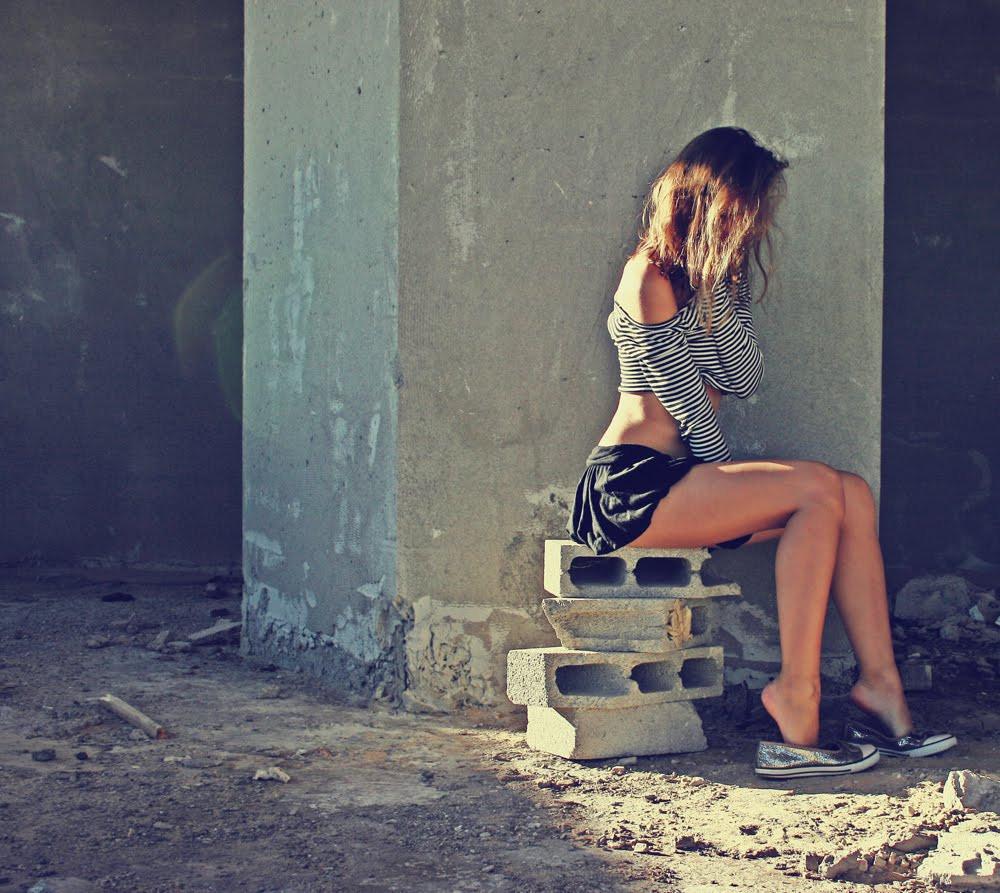 Смелые автопортреты от Юлии Городински