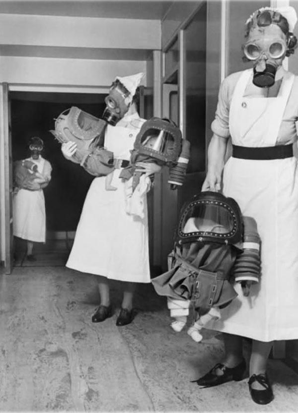 10 самых жутких снимков с больниц, которые похожи на кадры фильма ужасов