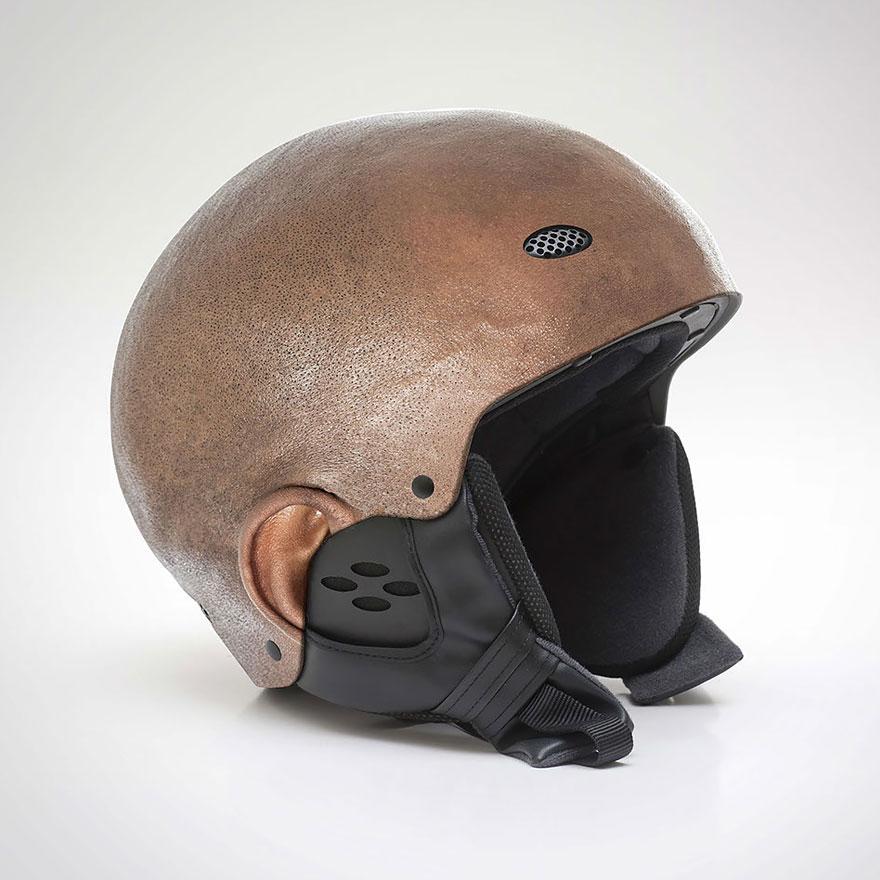 Шлем, который можно спутать с головой