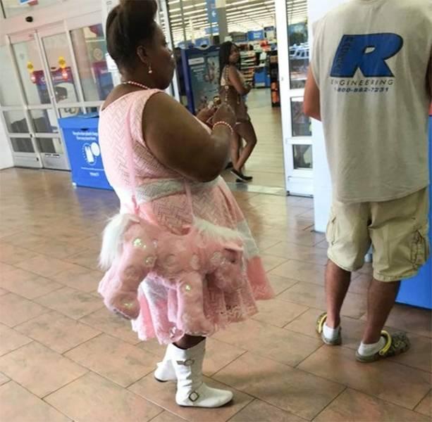 Современная мода: грустно и смешно