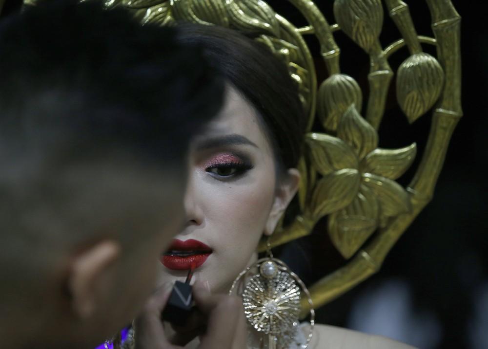 В Таиланде выбрали королеву красоты среди трансгендеров