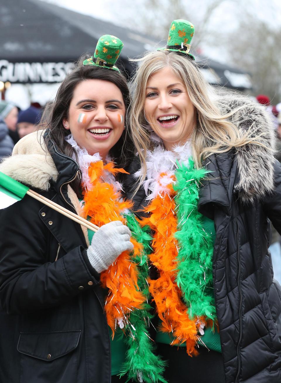 День Святого Патрика в Ирландии