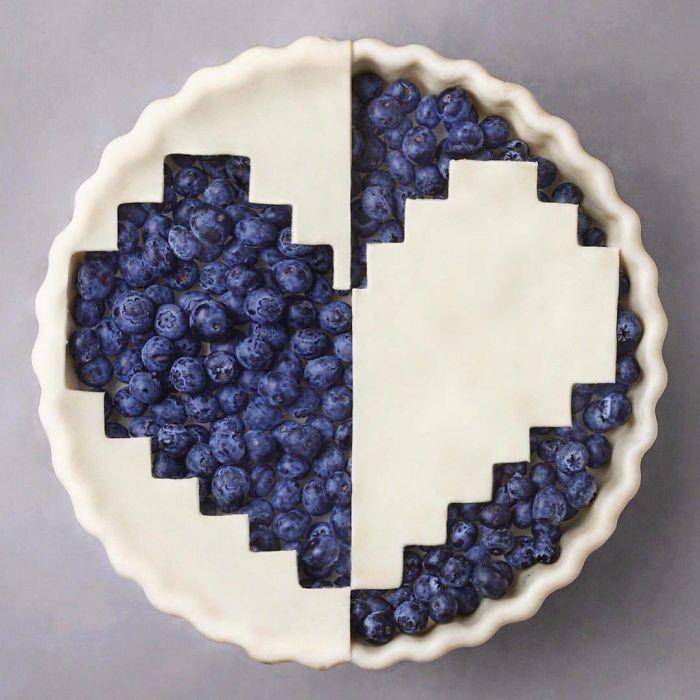 Потрясающе красивые десерты от 16-летнего вегана