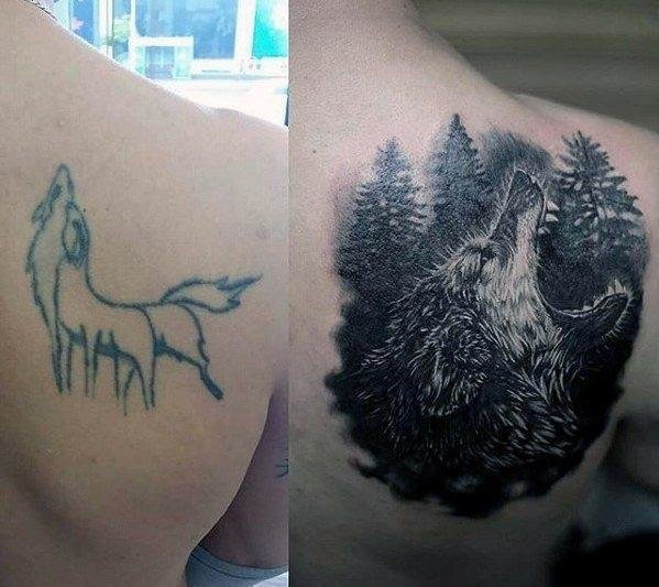 Кавер-ап татуировки