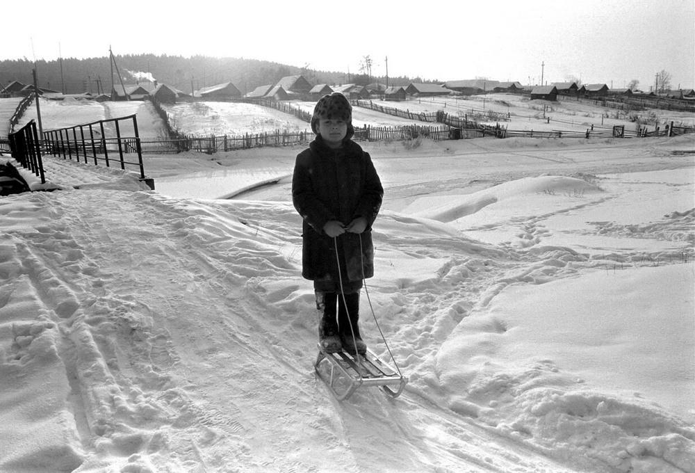 Урал в 1980-1990-е годы в фотографиях Ивана Галерта