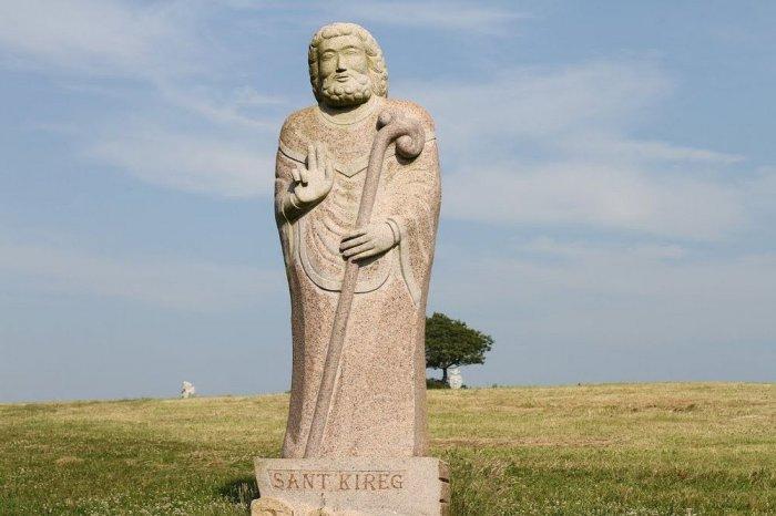Долина святых в Бретани