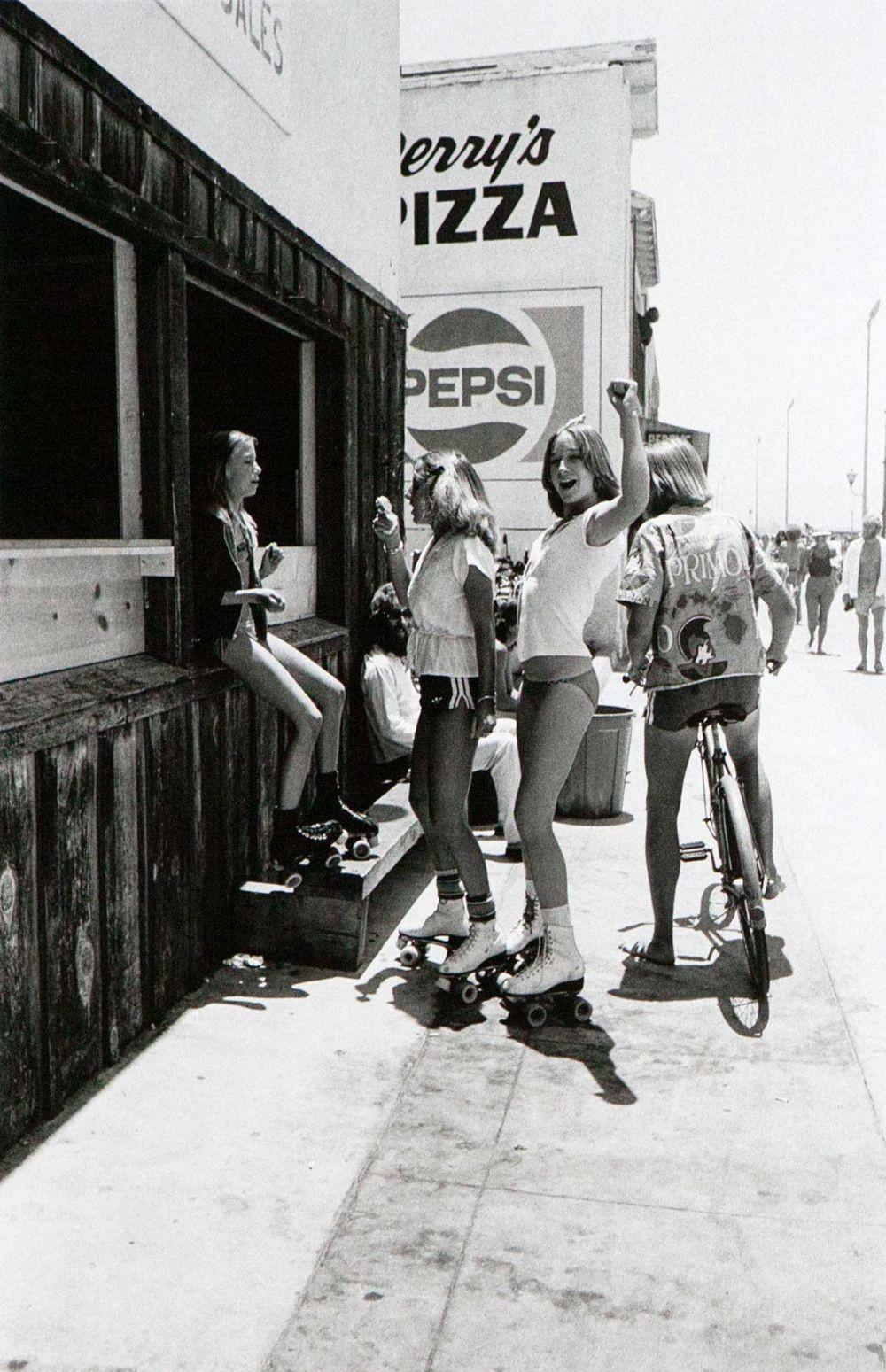 Пляжная жизнь Южной Калифорнии конца 1960-х начала 1980-х годов
