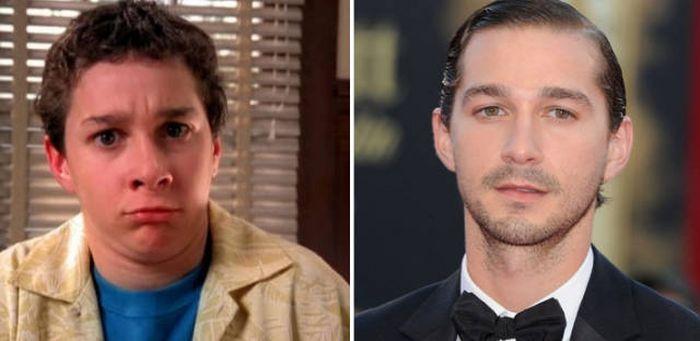 Юные актеры: тогда и сейчас