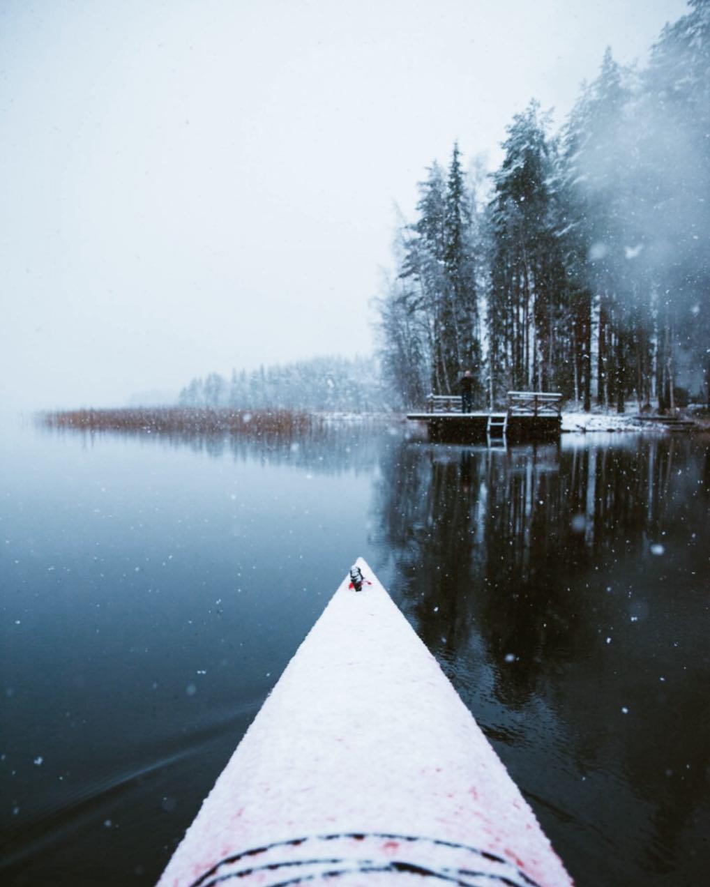 Природа и путешествия на снимках Йоонаса Линкола