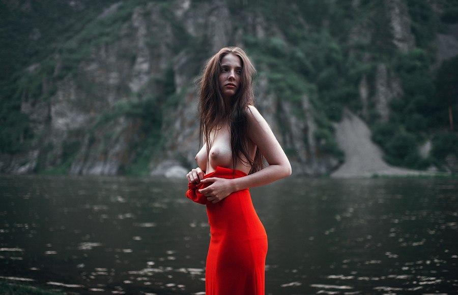 Снимки в жанре Ню от Марата Сафина
