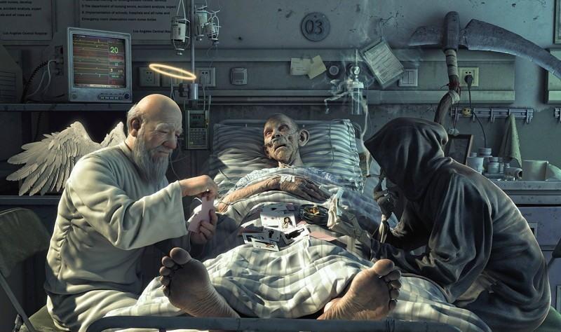 Странные факты о смерти