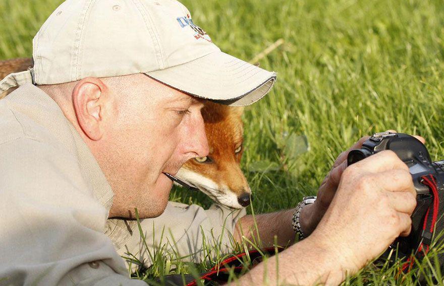Что остаётся за кадром съемок дикой природы