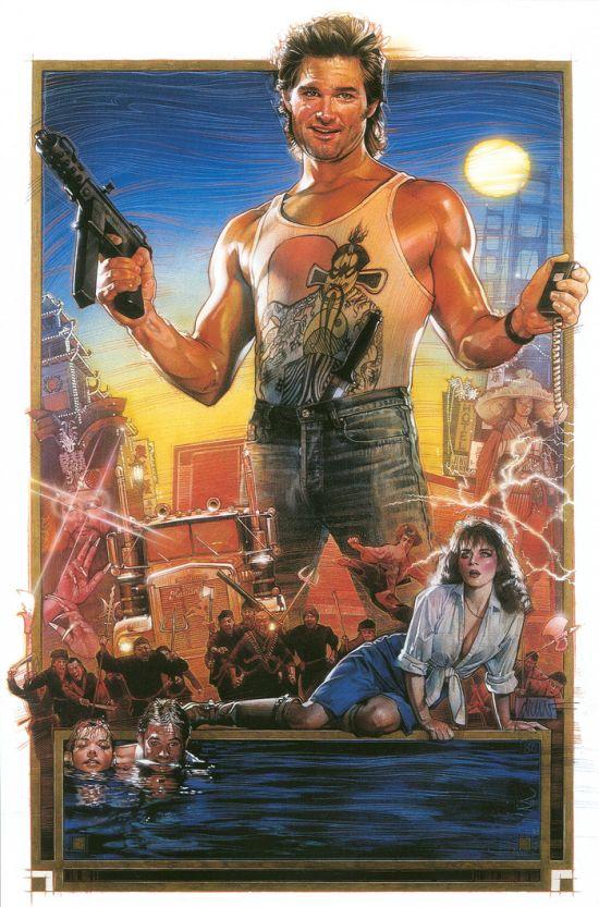 Постеры к фильмам, которые были популярными в прошлом