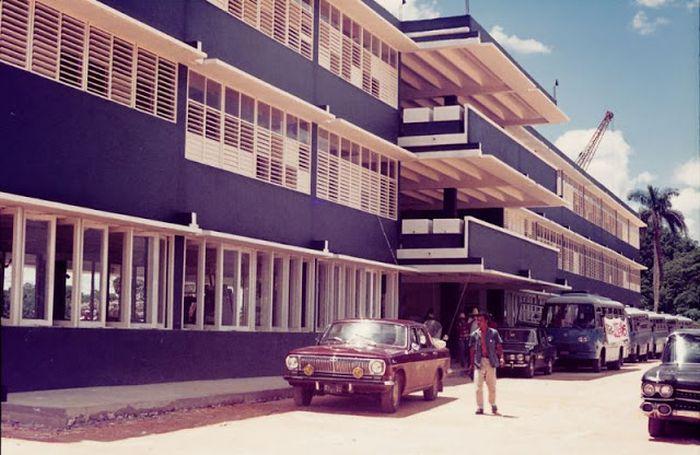 Повседневная жизнь на Кубе в 70-е годы