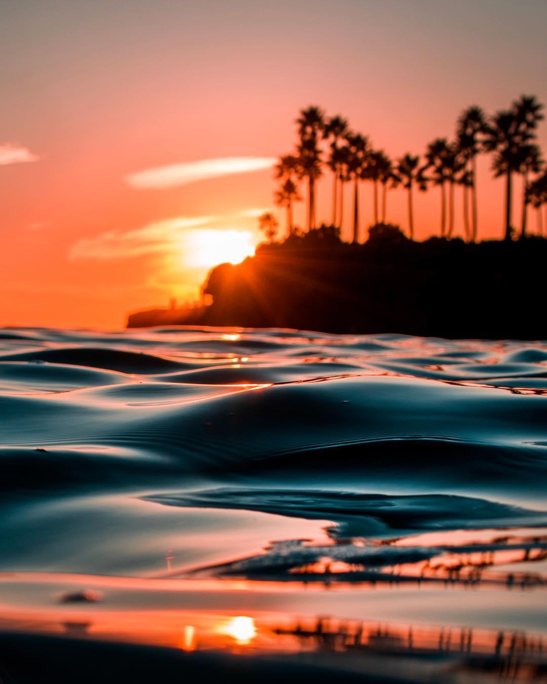 Красота волн и морские пейзажи от 15-летнего фотографа