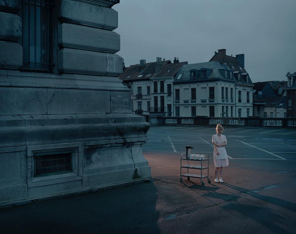 Атмосферные уличные снимки от Geert De Taeye