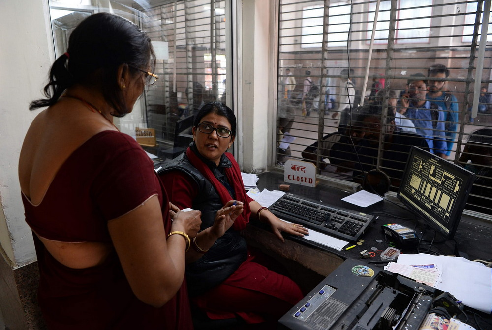 Станция в Индии, где работают только женщины