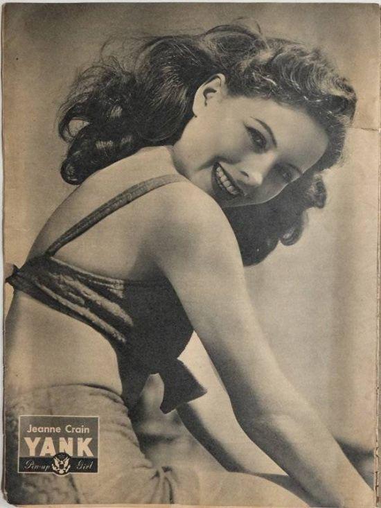 Девушки из американского военного журнала Yank, The Army Weekly
