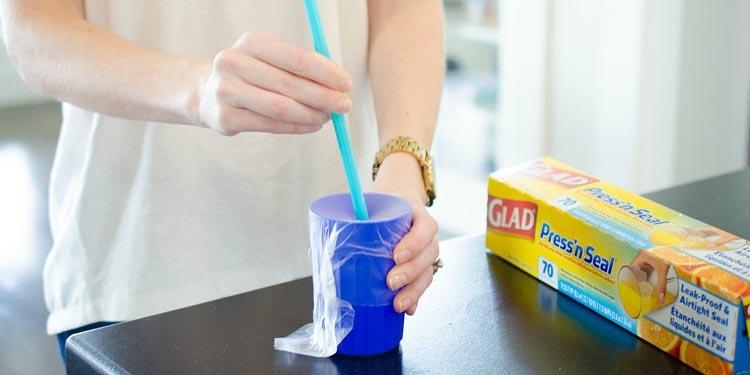 17 способов использования пищевой плёнки