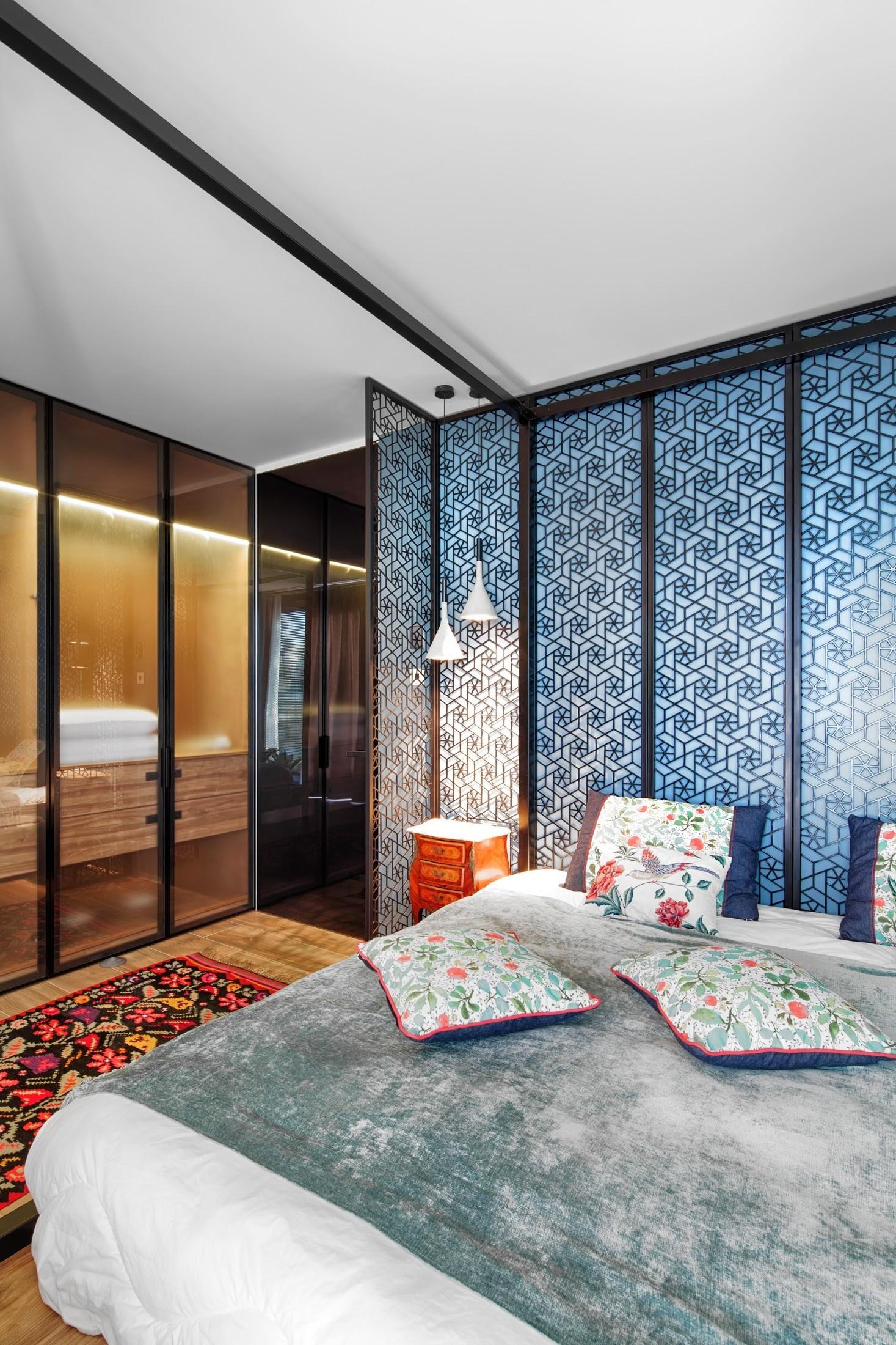 Дизайн киевского дома Будды