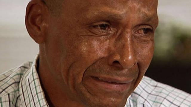 Лица несправедливо осужденных мужчин, которых оправдали