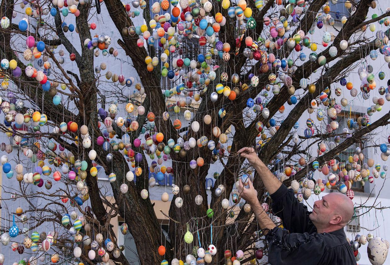 Традиции и приметы Страстной недели перед Пасхой