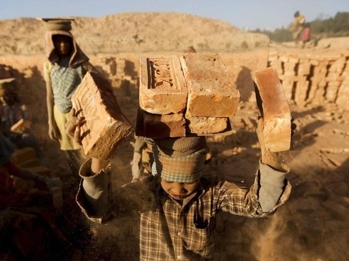 Рабство в XXI веке