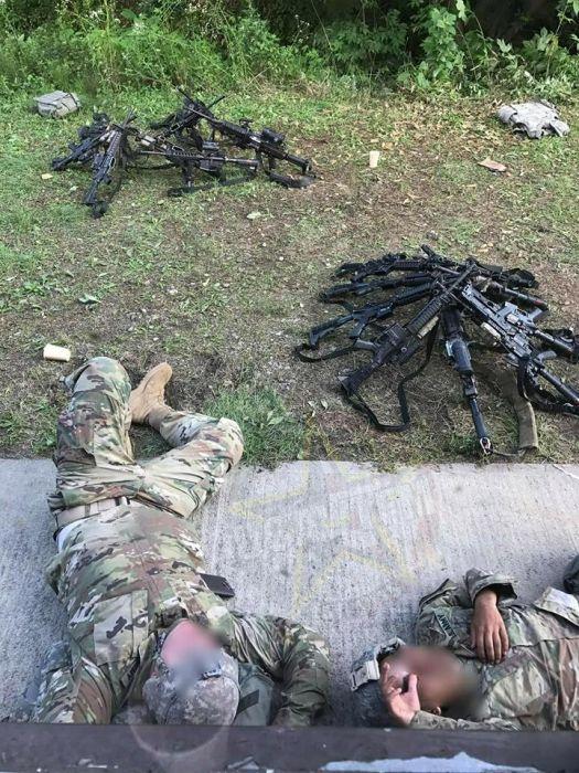 Забавные странности из армии США