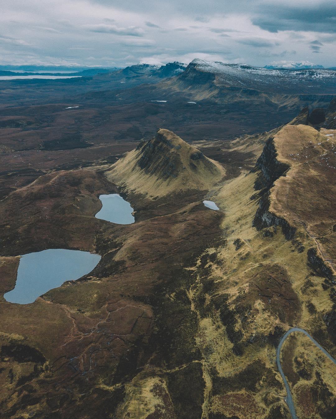 Замечательные снимки из путешествий Кармен Хутер