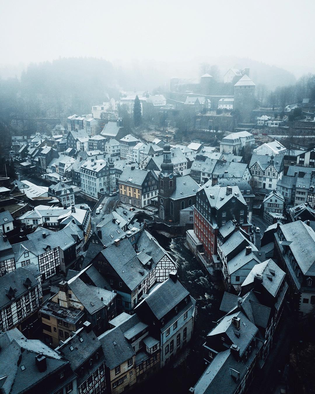 Путешествия и аэроснимки от Йоханнеса Хена